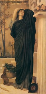 1869_Frederic_Leighton_-_Electra_at_the_Tomb_of_Agamemnon