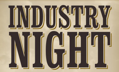 Industry Night: Monday, January 12th